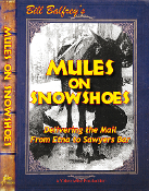 MULES ON SNOWSHOES